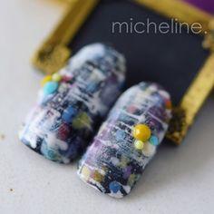 ツチボタル の画像|~micheline nail.~尼崎 武庫之荘ネイルサロン