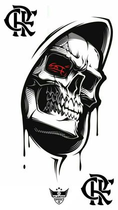 Mark Wendland on Behance Graffiti Cartoons, Graffiti Characters, Graffiti Drawing, Graffiti Art, Tattoo Drawings, Art Drawings, Rasta Art, Gas Mask Art, Skull Stencil