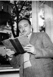 Vitaliano Brancati (1907–1954),  writer, screenwriter, playwright, and essayist. He emerged as the leading Italian Neorealist author in the years surrounding World War II. His last novel, Paolo il Caldo, was published posthumously.