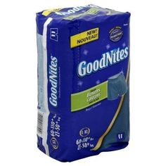 GoodNites Boys Training Pants L-xl Sleep Boxers 11 Ct (pack of Total 22 for sale online Boxers, Baby Potty, Diaper Brands, Bed Wetting, Diaper Sizes, Training Pants, Potty Training, Disposable Diapers, Cool Baby Stuff
