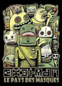 Digital Artworks by Exit Man