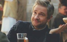 Martin Freeman<<I'm sorry. I flipping love his Scottish accent in this<<I understand completely
