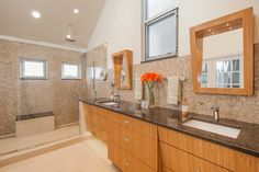 Modern Bathroom Design Ideas, Pictures, Remodel, and Decor - page 13