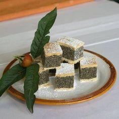 Egy finom Mákos sütemény ebédre vagy vacsorára? Mákos sütemény Receptek a Mindmegette.hu Recept gyűjteményében! Dairy, Cheese, Sweet, Poppy, Food, Candy, Essen, Meals, Yemek