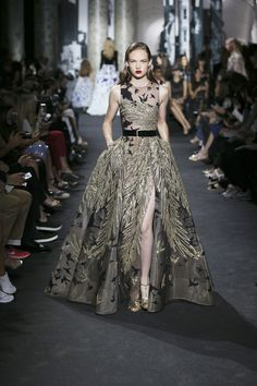 ELIE SAAB Haute Couture Autumn Winter 2016-17