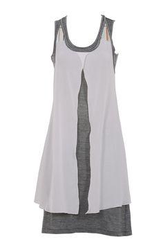 Ancient Mist Dress - Mocha