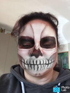 American Horror, Halloween Face Makeup