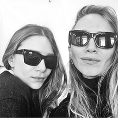 0919dfae81 Mary-Kate and Ashley Olsen Celebrate Their First Selfie With a Camera-Ready  Beauty