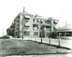 Looking back at the Bay Shore Hotel, a nationally known black resort at Buckroe Beach during the Jim Crow era. Story to come. http://bit.ly/1iMJ3qU -- Mark St. John Erickson