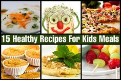Healthy Meals For Kids Top 15 Healthy Recipes For Kids Meals - Is your child fussy and choosy about food? Yes, then here is a solution to it. Check our post to know healthy meals for kids that are kid-friendly too. Free Kids Meals, Healthy Meals For Kids, Healthy Foods To Eat, Healthy Snacks, Healthy Eating, Healthy Recipes, Kid Snacks, Kid Friendly Dinner, Kid Friendly Meals