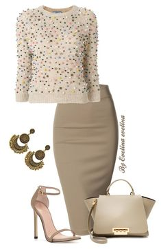 Stylish outfit idea to copy ♥ For more inspiration join our group Amazing Things ♥ You might also like these related products: - Tops & Tees ->. Classy Outfits, Stylish Outfits, Mode Glamour, Elegantes Outfit, Professional Outfits, Mode Outfits, Girl Outfits, Mode Style, Work Fashion