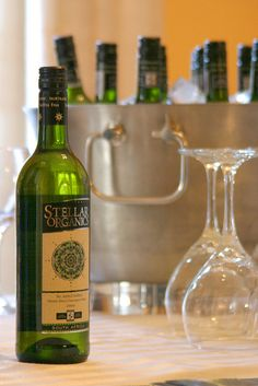 Stellar Winery - Fair Trade Certified Sauvignon Blanc  #FairTradeWedding