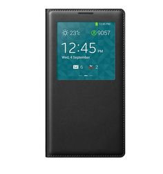S View Flip Case Cover Θήκη Μαύρο OEM (Galaxy Note 3) - myThiki.gr - Θήκες Κινητών-Αξεσουάρ για Smartphones και Tablets - Χρώμα μαύρο