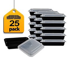 Prextex Portion Control Lunch Bento Box - Reusable Microwaveable - 25 Pack, http://www.amazon.com/dp/B00YFT7REE/ref=cm_sw_r_pi_awdm_nMFGvb0M19W49