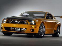 Ford Mustang GTR 2005