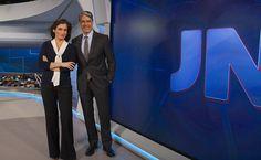 #Televisão: Jornal Nacional ignora greve geral e vira alvo de críticas na internet