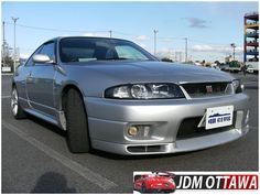 1995 Skyline GTR R33 V-Spec. In Japan. Free Shipping to Canada, BC