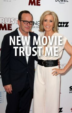 Actress Felicity Huffman from the movie Trust Me talked about her experiences making the film with Clark Gregg and family life with husband William H. Macy. http://www.recapo.com/the-talk/the-talk-interviews/talk-felicity-huffman-trust-review-american-crime-tv-show/