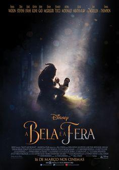 O primeiro trailer de A Bela e a Fera