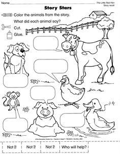 Squish Preschool Ideas: Cows, Sheep & Horses Oh My! - Farm Ideas