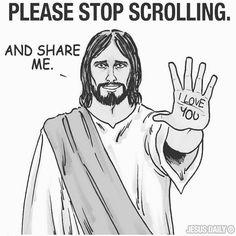 Jesus love me