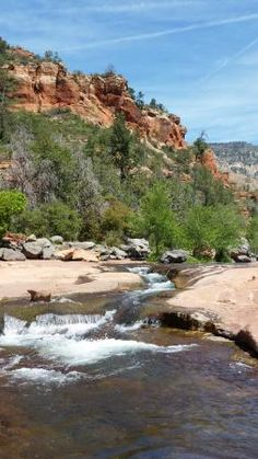 Photo of Slide Rock State Park