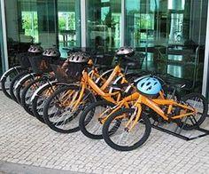 G.H.: Teresina vai ter pontos para alugar bicicletas, sa...