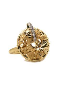 """Shanghai"" .09ctw Diamond Ring at osterjewelers.com"