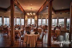 Dining at Henderson Park Inn.