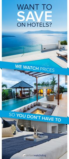 Stop overpaying for hotels and start saving more with Airefarewatchdog. Tell us where you�re traveling to and our team of fare experts will scour the web for the best deals on amazing hotels. Find out how much you could save today.