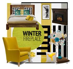 Waiting by aimbilal on Polyvore featuring interior, interiors, interior design, home, home decor, interior decorating, Pinch, Kosas Collections, West Elm and Eleanor Stuart