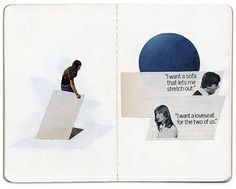 Collage Book p.18-19 | Flickr - Photo Sharing!..Mark Searcy