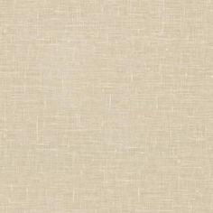 Linge Beige Linen Texture Wallpaper