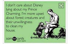 Where's my forest creatures?!! I need one of those sewing mice and a cooking tea pot!