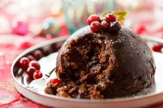 Get ready for stir up Sunday with one of our ten tasty Christmas pudding recipes