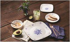 디너웨어 브랜드 코렐 '마켓 스트리트 뉴욕' 출시 Plates, Tableware, Kitchen, Licence Plates, Dishes, Dinnerware, Cooking, Griddles, Tablewares