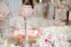 pink + silver= Chantelle...♥