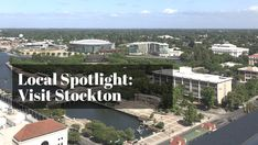 Local Spotlight: Visit Stockton | I really enjoy using visitstockton.org to find things going on in & around Stockton. I'm sharing some of the awesome things you'll have access to when using their site.  #VisitStockton #StocktonCA #hometown #California Awesome Things, Spotlight, The Help, Traveling By Yourself, To Go, California, World, Beach, Places