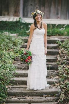8312dbf55cd Celia Grace. Practical WeddingBohemian Wedding InspirationBackyard Wedding  DressesWedding Dress ...