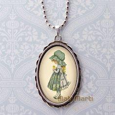 Holly Hobbie Vintage Toys, Retro Vintage, Sara Kay, Jewelry Box, Jewelry Making, Holly Hobbie, Girly Things, Illustration, Vintage Inspired