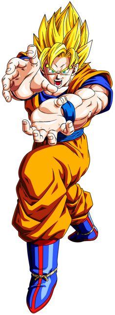 Goku+HD+TheCreateBr.png (587×1600)