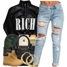 unknown  by nasiaswaggedout on polyvore~~