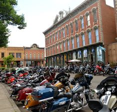 The Rough Rider Motorcycle Rally takes place in late July every year right in front of the Plaza Hotel Plaza Hotel Las Vegas, Las Vegas Hotels, Motorcycle Rallies, Rough Riders, New Mexico, Rally, Street View, Places, Hotels In Las Vegas