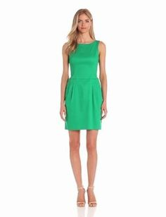 How gorgeous is this green dress for St. Patrick's Day? http://thestir.cafemom.com/beauty_style/169534/6_flirty_spring_dresses_under?utm_medium=sm&utm_source=pinterest&utm_content=thestir&newsletter