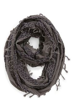 Junior Women's BP. Knit Infinity Scarf