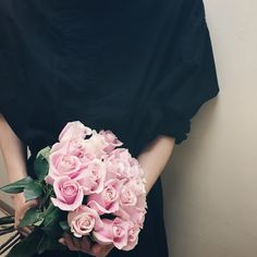 Pink roses. #bouque