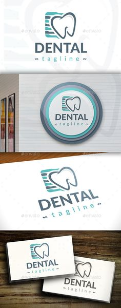 Dental Tech Logo — Vector EPS #medical #surgery • Available here → https://graphicriver.net/item/dental-tech-logo/11380954?ref=pxcr