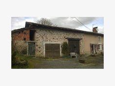 vente Maison 3 pièces (53 m²) 44500 € Saint-Quentin-sur-Charente (16)   Explorimmo