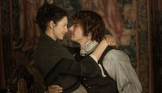'Outlander' Star Sam Heughan Teases Jamie's Life Without Claire