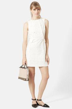 so pretty -- Boucle Majorette Dress  -- http://www.hagglekat.com/boucle-majorette-dress-3/